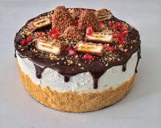 Kinder Maxi King torta új köntösben – Cake by fari King Torta, Healthy Smoothies, Tiramisu, Cheesecake, Deserts, Sweets, Meals, Cookies, Baking