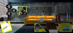 industrial contemporaneo urbano  - Galeria de Projetos Promob