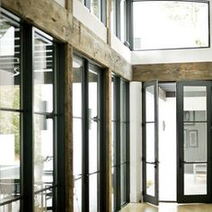 Horizontal Aluminium Windows Design, Pictures, Remodel, Decor and Ideas - page 3
