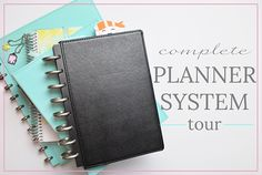 Complete Planner System Tour