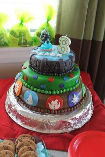 Coolest Skylanders Cake Skylanders Birthday cakes and Website