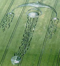 Where should crop circles be placed?  Would love some opinions on this.