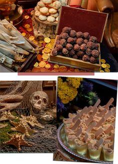 pirate wedding dessert buffet by Bake Sale
