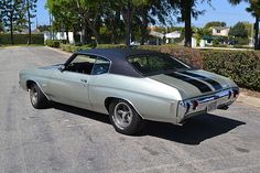 1972 Chevrolet Chevelle SS 454 for sale