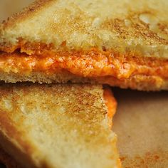 Grilled Pepper Cheese Sandwiches Recipe on Food52 recipe on Food52