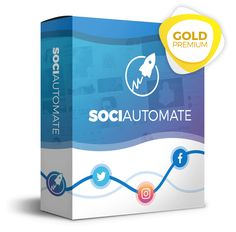 SociAutomate Gold By Glynn Kosky & Ariel Sanders Review - OTO 1 of SociAutomate. 100X Your Potential Earnings By Upgrading To The PREMIUM GOLD Version That Will Guarantee To Get You More Traffic, Leads & Sales!