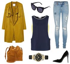 #outfit Classic Chic ♥ #outfit #outfit #outfitdestages #dresslove