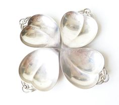 Tiffany and Company Sterling Silver Butter Pats