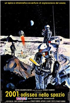 2001: A Space Odyssey Fine-Art Print by Unknown at FulcrumGallery.com