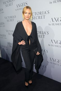 """Candice Swanepoel - Victoria's Secret Hosts Russell James' """"Angel"""" Book Launch in NYC"""