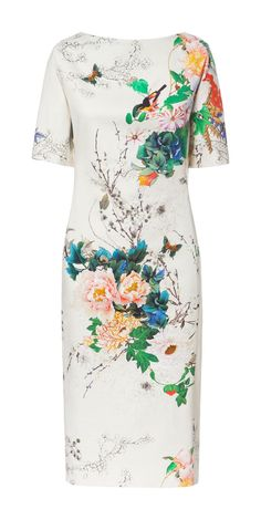 PRINTED DRESS - Dresses - Woman | ZARA United States