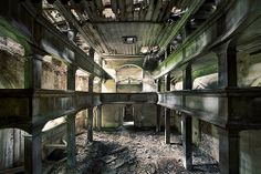 Abandoned church, Poland.