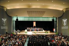 Ball State University Fine Arts Spring 2014 Commencement