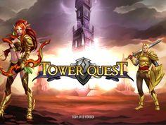Tower Quest Spilleautomater - Tower Quest er en videoautomat med fem hjul og 20 gevinstlinjer som vil ta spillerne tilbake til barndommen, i hvert fall de som likte å spille de klassiske brettrollespillene....http://www.spilleautomater-online.com/spill/tower-quest-spilleautomater