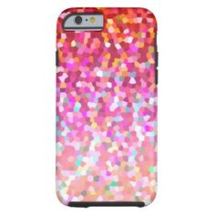 SOLD iPhone 6 case Shell Mosaic Sparkley Textures! #Zazzle #iPhone6 #case #Shell #Mosaic #Sparkley #Texture http://www.zazzle.com/iphone_6_case_shell_mosaic_sparkley_texture-256584775157372239