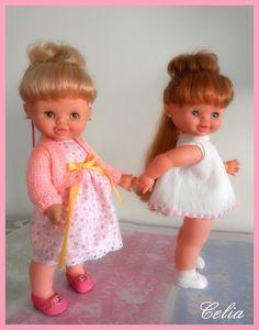Girls Dresses, Flower Girl Dresses, Vintage Dolls, Baby Dolls, Nostalgia, Barbie, Disney, House, Life