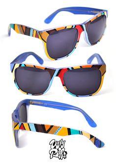 Κάθε ζευγάρι γυαλιών ηλίου Uglybell είναι μοναδικό, ζωγραφισμένο στο χέρι, με άριστης ποιότητας υλικά και έμφαση στην λεπτομέρεια. Eyewear, Hand Painted, Sunglasses, Eyeglasses, Sunnies, Shades, Eye Glasses, Glasses