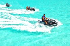 If your looking to ride waverunners in Cozumel and save some money, we offer a online promotional discount when you book online. www.CozumelCruiseExcursions.Net has lots of exclusive tours to offer for anyone looking to save some money while traveling to Cozumel on a cruise or a Cozumel resort. You may read our guide on what to do in Cozumel here: http://cozumelcruiseexcursions.net/what-to-do-in-cozumel.html #cozumel #mexico #isla #island #adventure #tour #tours #excursions #jeep #excursion…