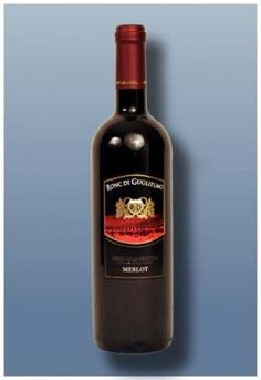 """Ronc di Guglielmo Merlot - Ronc di Guglielmo is another winery located near Cividale del Friuli. You can taste good wines and eat delicious dishes of meats and cheese and typical products of Friuli Venezia Giulia such as """"cotechino""""."""