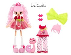 New Lalaloopsy Girls Hitting Stores this August