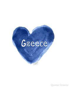 Greece Be Strong💙💙💙 Samos, Skiathos, Corfu, Santorini Greece, Athens Greece, Mykonos, Beautiful Islands, Beautiful Places, Greece Quotes