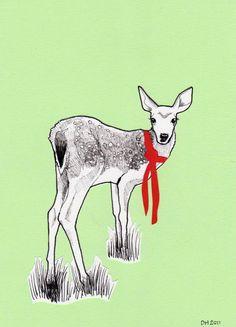 + Illustrations 2011: for Chiara Lynn - Daphne van den Heuvel
