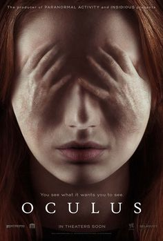Oculus is one of the greatest 2014 horror movies and I have to say that Karen Gillan is amazing!