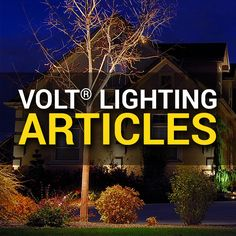 In this article, we cover the types of landscape lighting bulbs, also known as lamps. Topics include: LED vs. Halogen, Brightness, Wattage to Lumen Equivalents, Beam Angle, Color Temperature, and LED Lamp Life (L70). VOLT® manufactures a variety of lamp types designed to fit specific VOLT® fixtures.