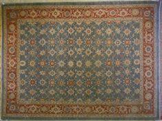 9x12-022 Oriental Rug | Plantation Antique Galleries — 604 Bel Air Blvd., Mobile AL 36606 — (251) 470-9961