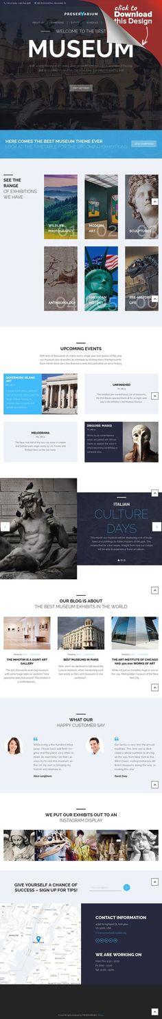 Tema de WordPress para Sitio de Portal de Ciudad Plantillas para CMS ...
