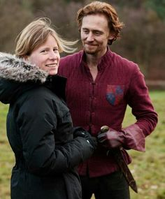 Tom Hiddleston as King Henry 5th in BBC Shakespeare Drama 'Hollow Crown' 2012