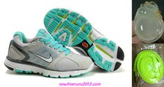 Nike Lunarglide 2 For Womens Gray Jade