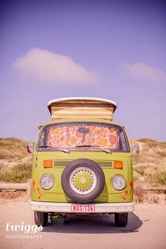 #VW #Van Bus #Photography via #Etsy | #cars