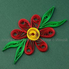 Inna's Creations: Tutorial: An introduction to paper quilling