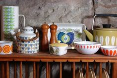 amazing vintage cookware.