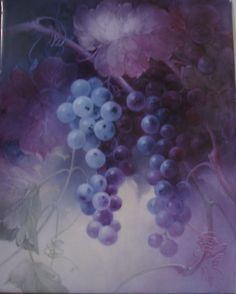 Grapes by Paula Collins