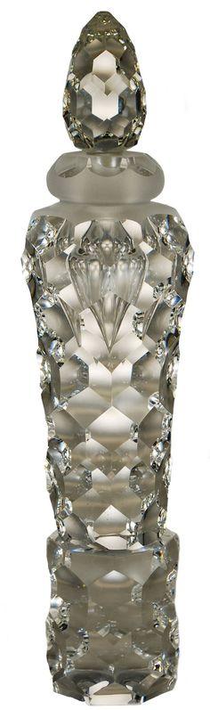 perfume bottle HOME DECORATING MAGAZINE