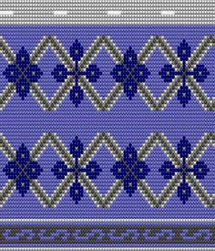 Worki mochilla i wayuu Tapestry Crochet Patterns, Bead Loom Patterns, Beading Patterns, Cross Stitch Patterns, Crochet Chart, Crochet Stitches, Mochila Crochet, Tapestry Bag, Knitting Charts