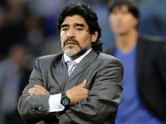 A Russian female journalist has filed a formal complaint against Argentinas Diego Maradona accusing him of forcefully removing her dress during an interview.  However Maradona has denied the claim and his aides allege the reporter started undressing herself prompting him to call hotel security in St Petersburg.  30-year-old Ekaterina Nadolskaya said she had been in the lobby bar of his hotel when they started talking.  I asked him for an interview. He invited me to his room she said…