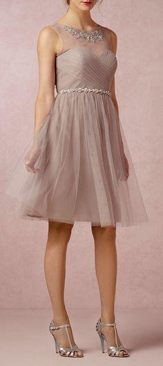 BHLDN  Chloe Dress abiye - gece kıyafeti- davet- uzun elbise- nişan- düğün kına-  söz- koktey- kısa elbise