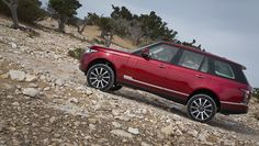 Land Rover Range Rover Vogue 2013 (Foto: Land Rover) >> available for rental in Cote d'Azur and Paris by Saintrop.com!