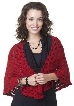Nadia Shawl: free pattern
