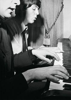 Harry Benson's Luminous Black-and-White Photographs of The Beatles, 1964-1966