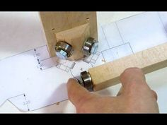 Part 1 of 2 of the build of my homemade router attachment for the lathe, to enable easy duplicate woodturning. This copy lathe can create turnings using eith. Woodworking Router Table, Diy Router, Router Jig, Woodworking Planes, Woodworking Tips, Wood Tools, Diy Tools, Dremel, Wooden Toy Trucks