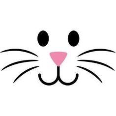 Silhouette Design Store - View Design easter bunny face design for cricut Silhouette Design Store: Easter Bunny Face Easter Projects, Easter Crafts For Kids, Silhouette Design, Silhouette Cameo, Rabbit Silhouette, Spring Crafts, Holiday Crafts, Christmas Subway Art, Diy Osterschmuck