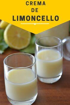 licor de limoncello