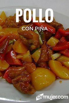 Cocina – Recetas y Consejos Asian Recipes, Mexican Food Recipes, Healthy Recipes, My Favorite Food, Favorite Recipes, Deli Food, Peruvian Recipes, Yummy Food, Tasty