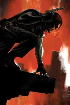The Winter Soldier #1 by Steve Epting
