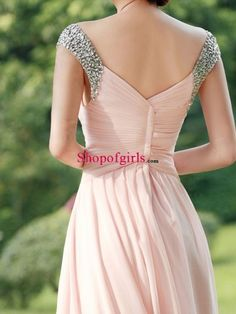 evening dress Long Chiffon Evening/Party Dress