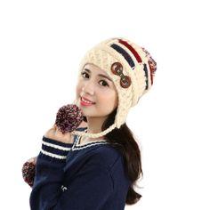 $5.64 (Buy here: https://alitems.com/g/1e8d114494ebda23ff8b16525dc3e8/?i=5&ulp=https%3A%2F%2Fwww.aliexpress.com%2Fitem%2FEssential-2016-New-Fashion-Women-Knit-Winter-Warm-Crochet-Hat-Braided-Baggy-Beret-Beanie-Cap-Sep16%2F32734802728.html ) Essential 2016 New Fashion Women Knit Winter Warm Crochet Hat Braided Baggy Beret Beanie Cap Sep16 for just $5.64
